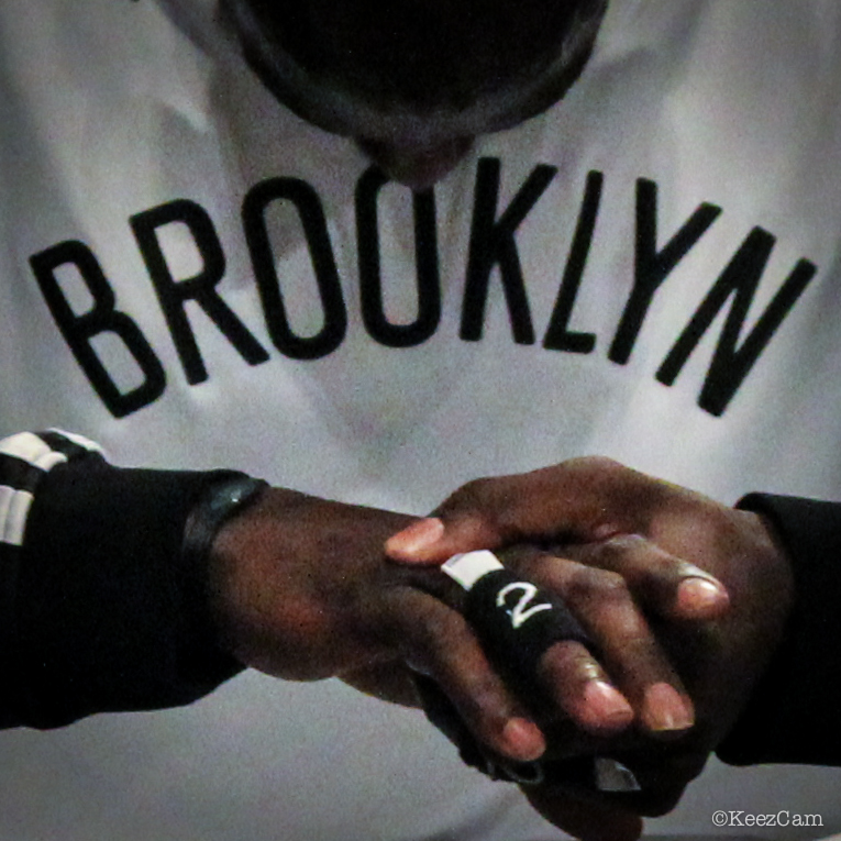 The Big Ticket ready for Tip-off in Brooklyn