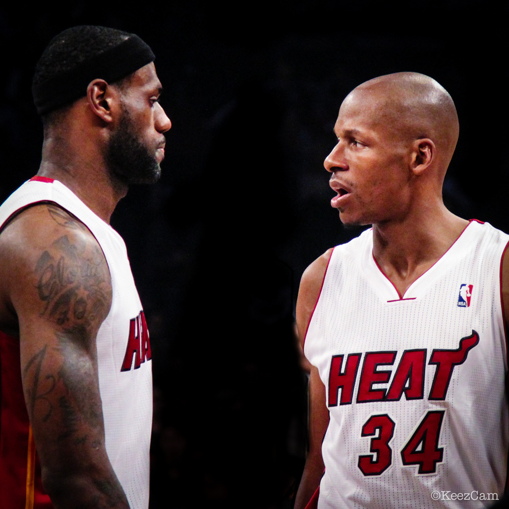 King James & Jesus Shuttlesworth
