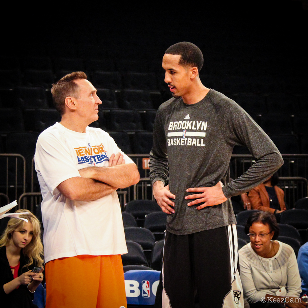 Dave Hopla & Shaun Livingston