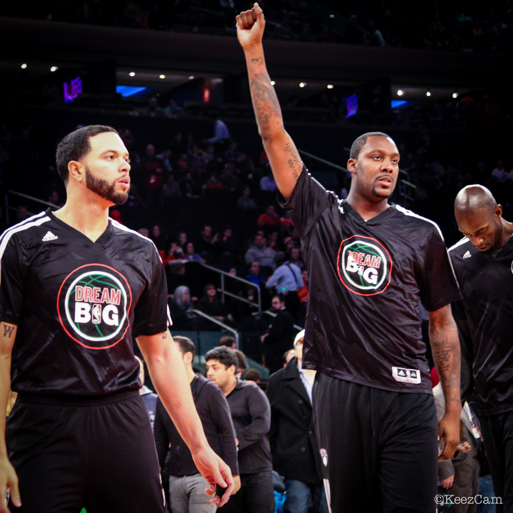 Deron Williams & Andray Blatche