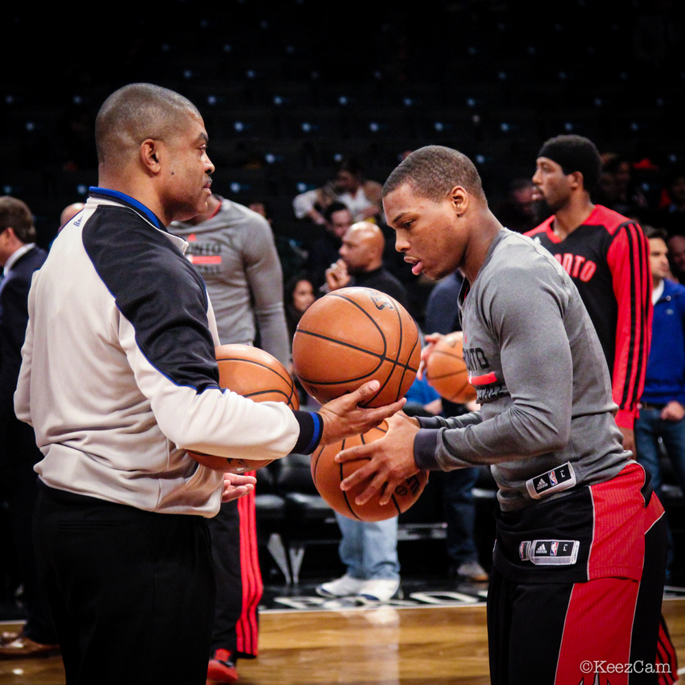 Tony Brothers & Kyle Lowry