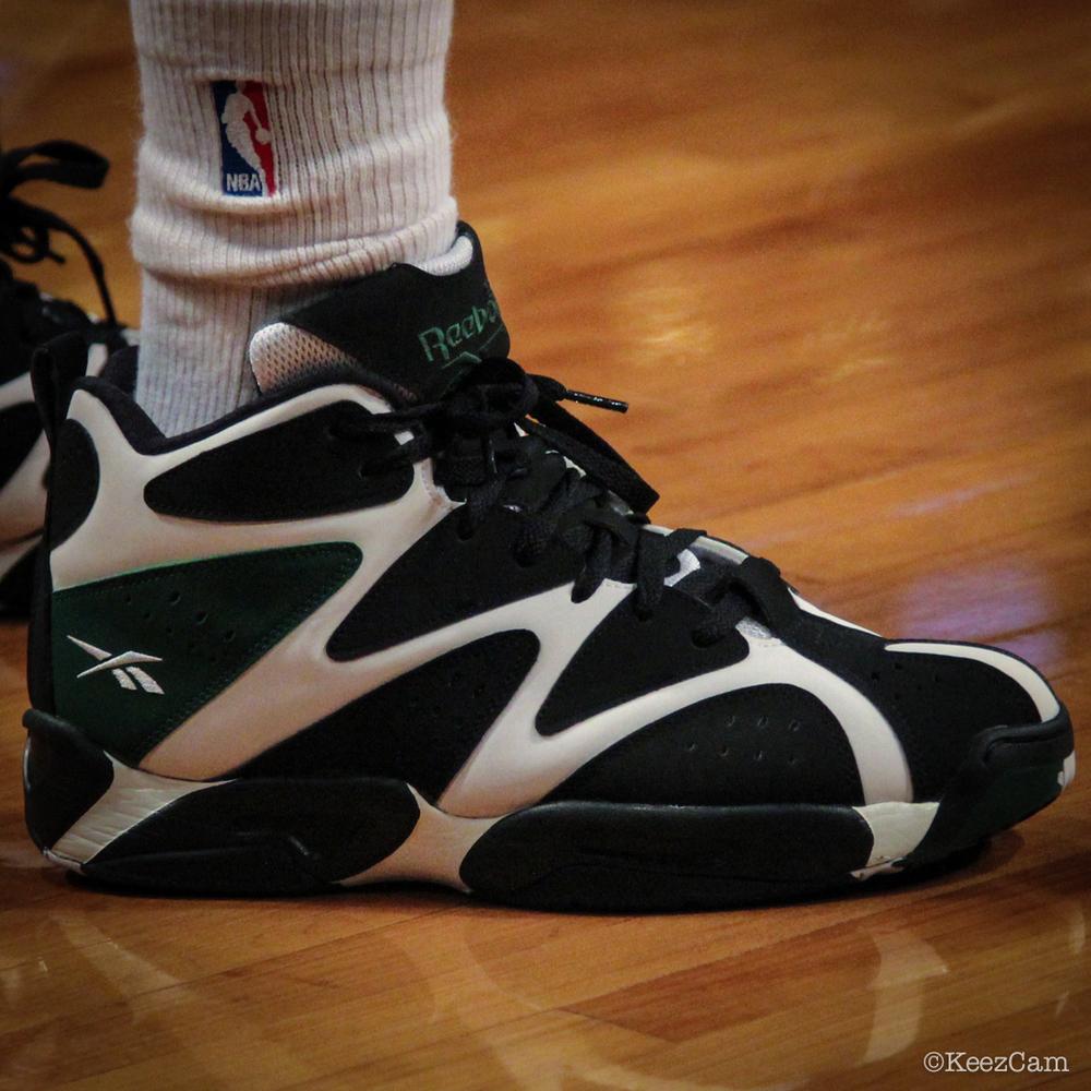 Isaiah Thomas pre-game shoe