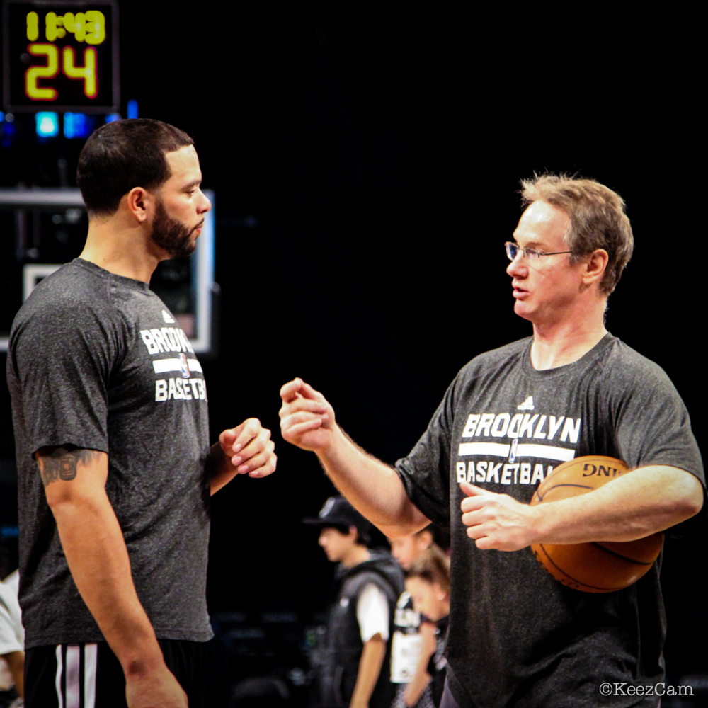 Deron Williams & John Welch