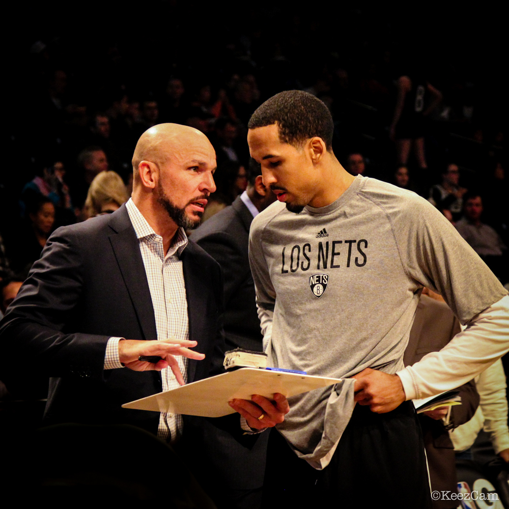 Jason Kidd & Shaun Livingston