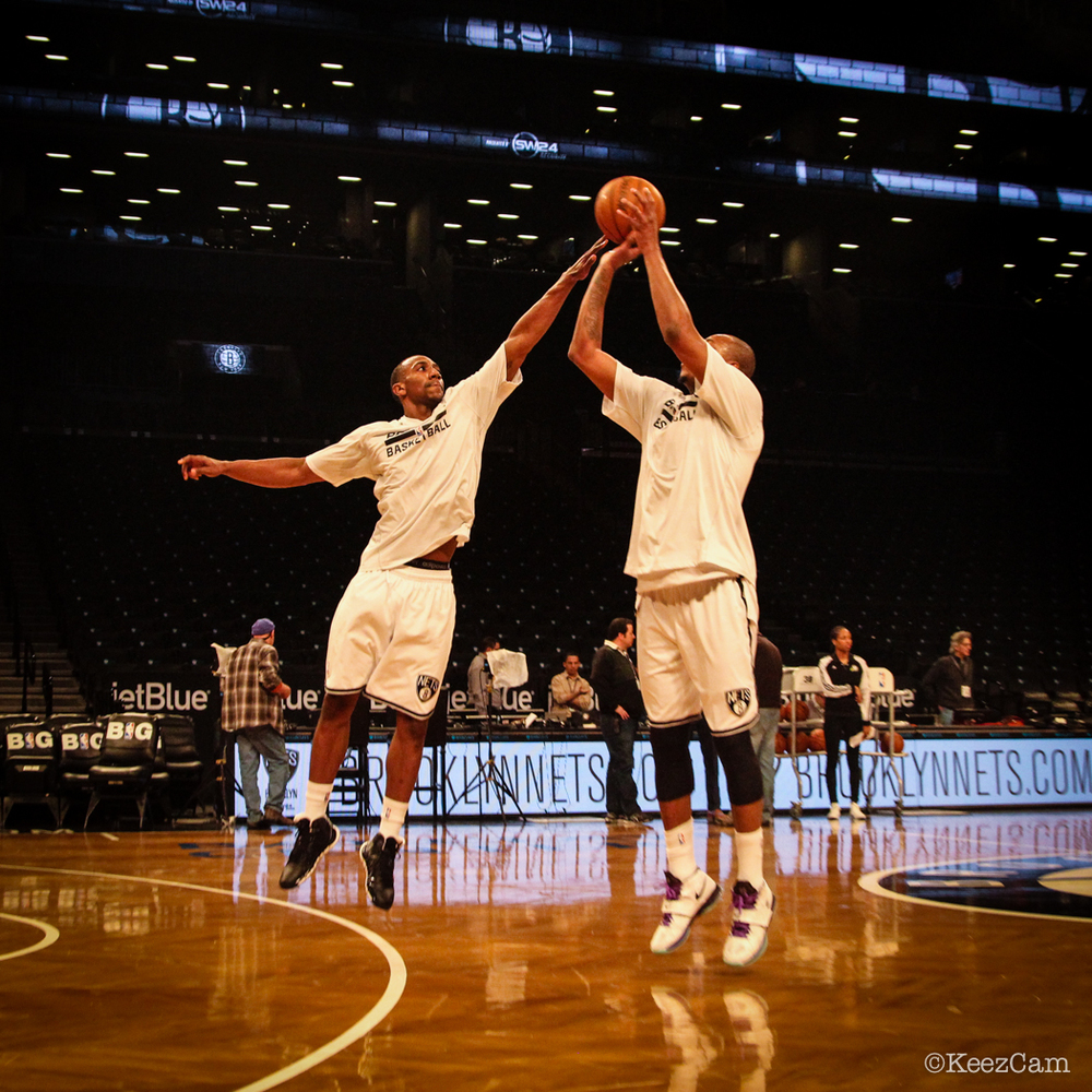 Marquis Teague & Paul Pierce