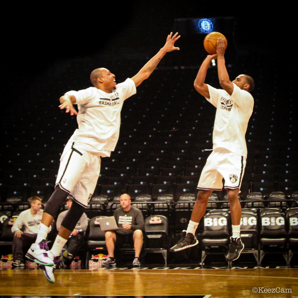 Paul Pierce & Marquis Teague