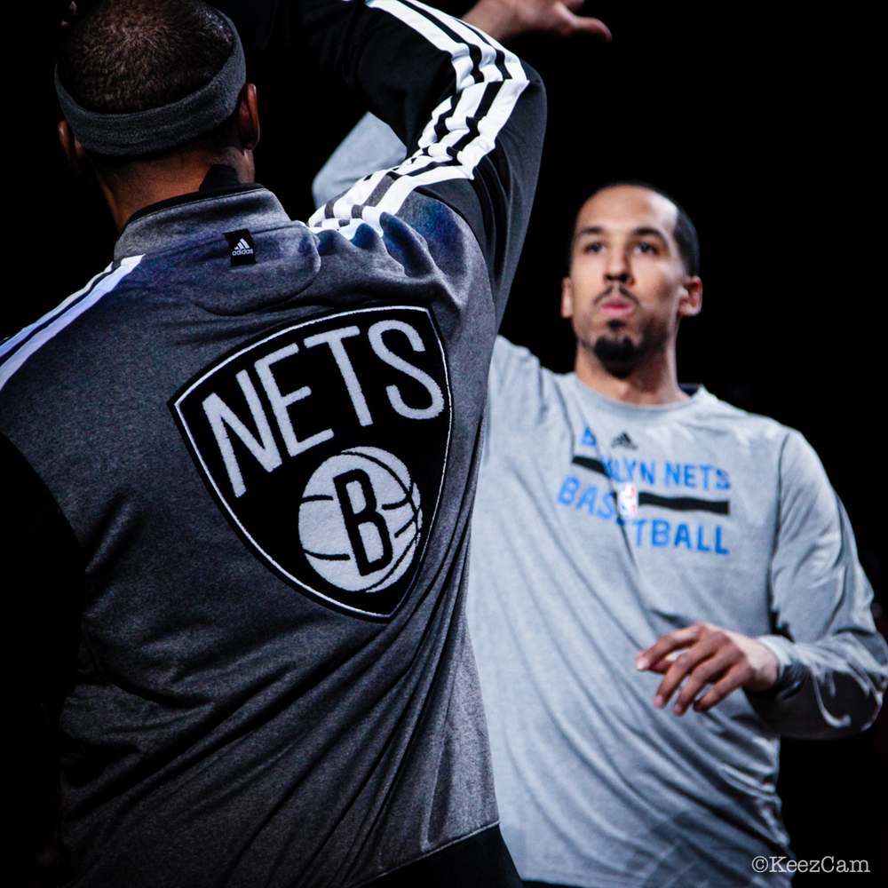 Paul Pierce & Shaun Livingston