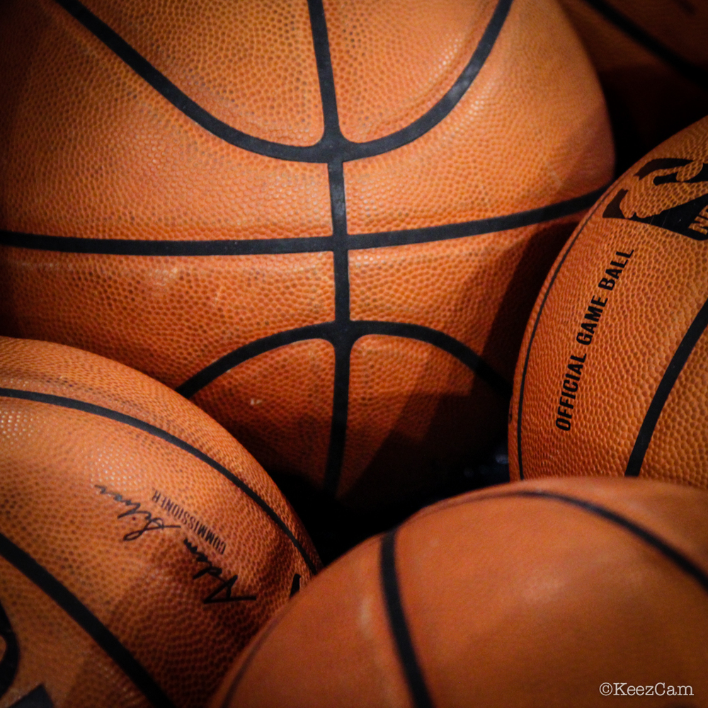 NBA Ready Basketballs