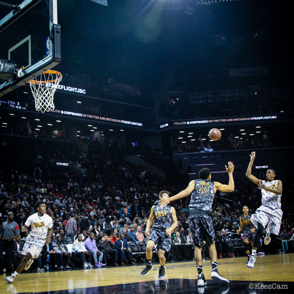 All-American Action in Brooklyn