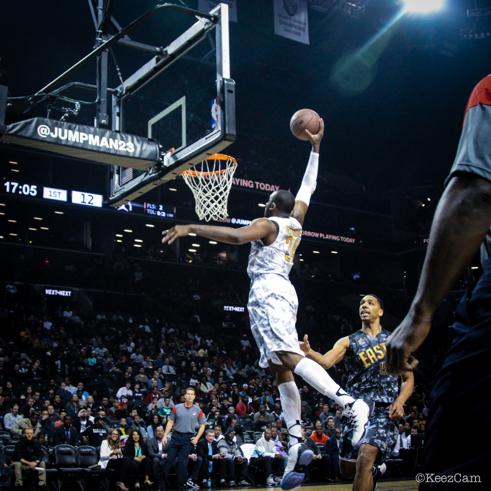 Cliff Alexander takes flight in Brooklyn