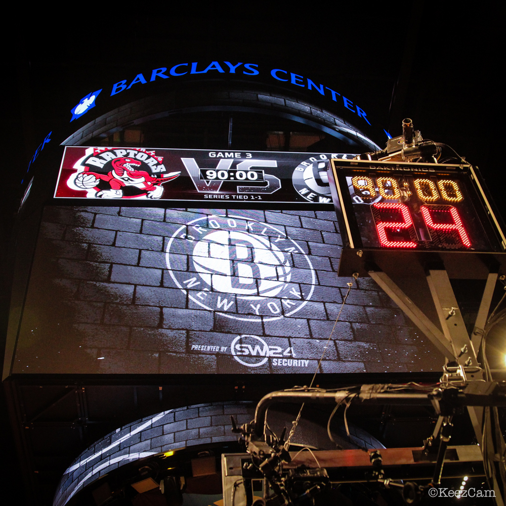 Toronto Raptors vs. Brooklyn Nets
