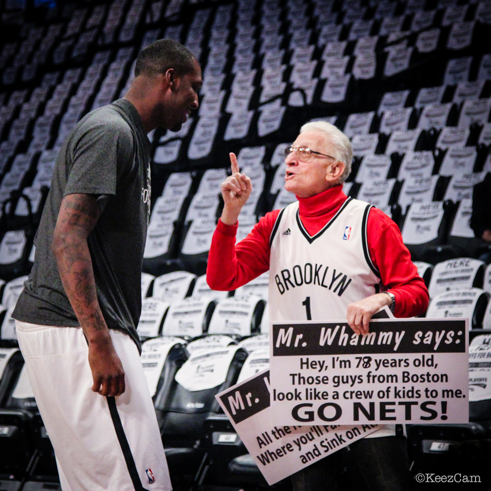 Andre Blatche & Mr. Whammy