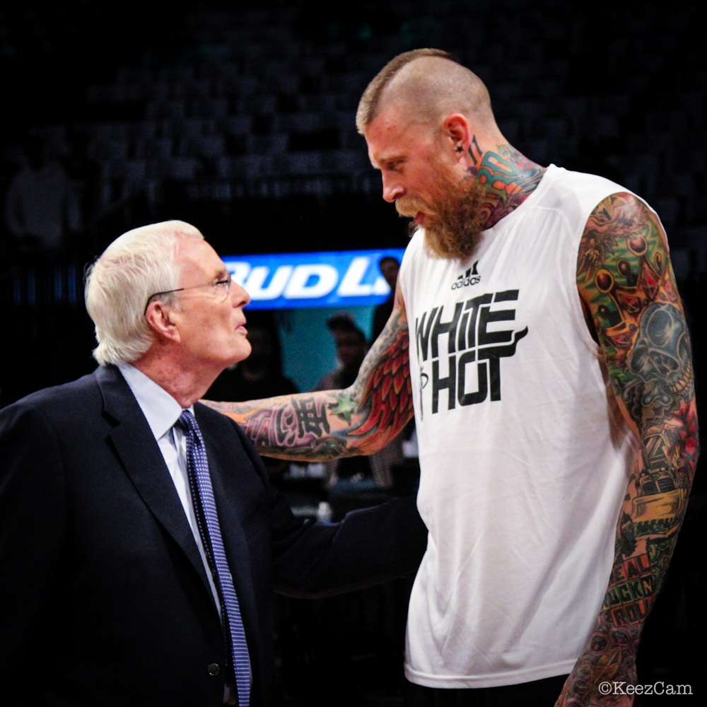 Hubie Brown & Chris Anderson