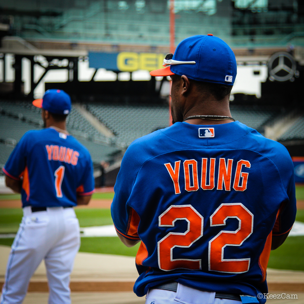 Chris Young & Eric Young Jr.