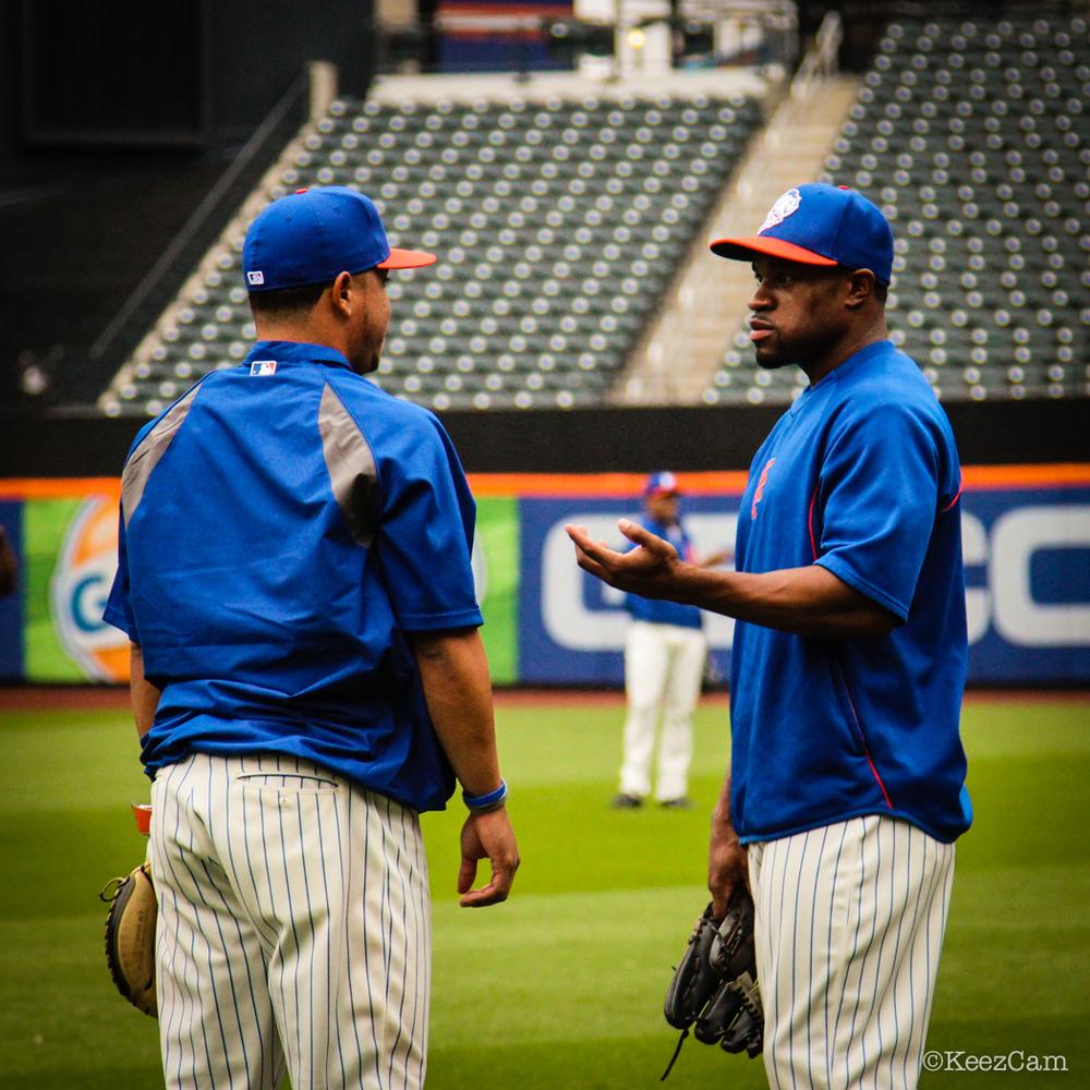 Juan Centeno & Eric Young Jr.