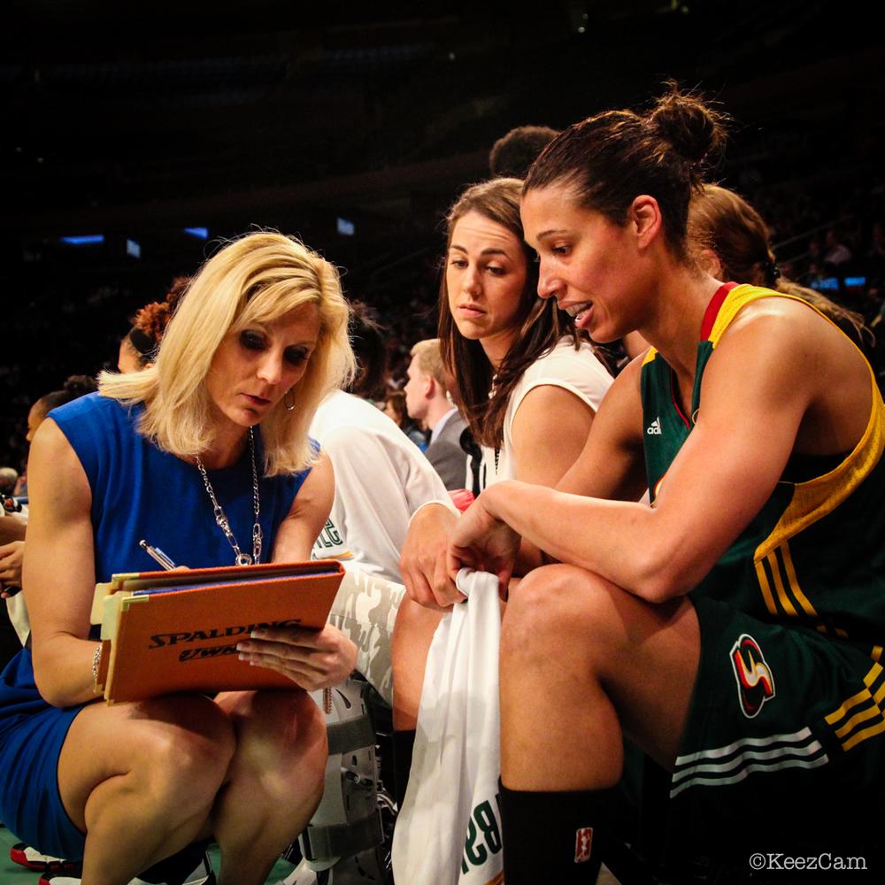 Jenny Boucek, Jenna O'Hea & Nicole Powell