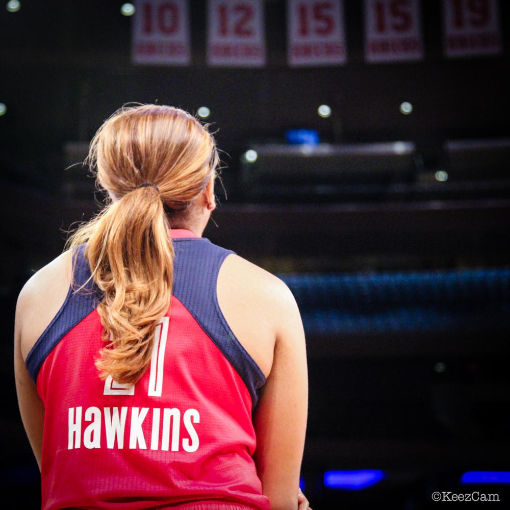 Tianna Hawkins