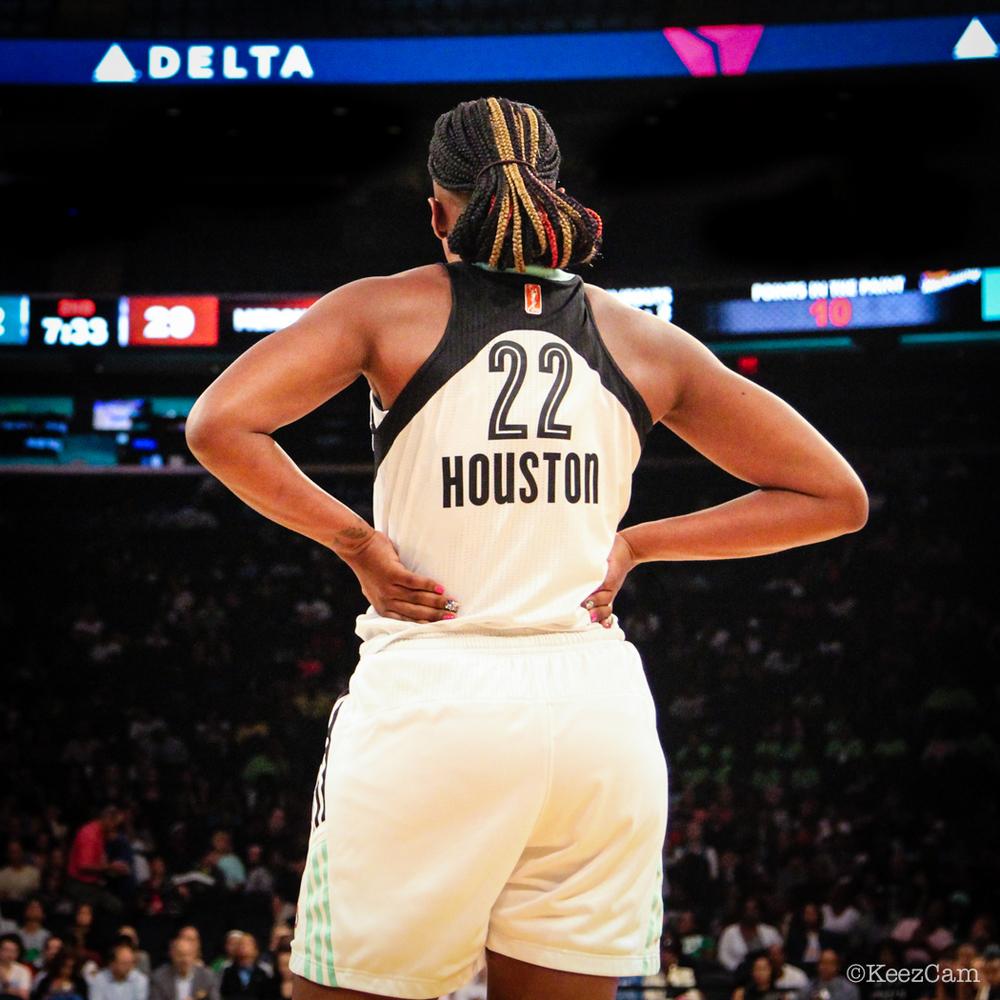 Charde Houston