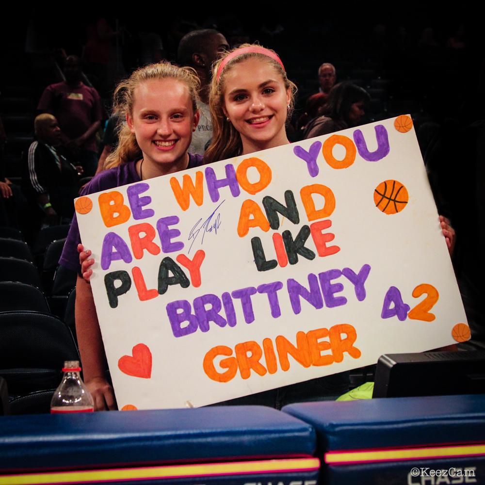 Brittney Griner Fans