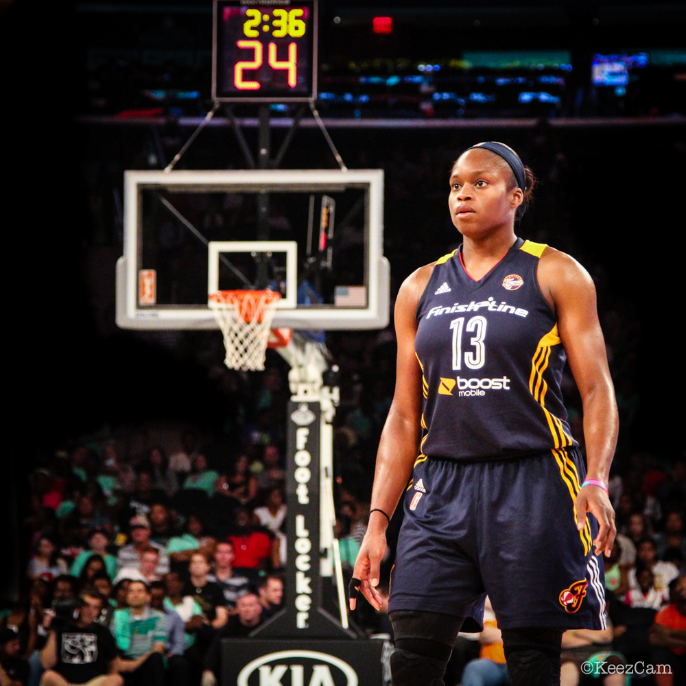 Pre-game Indiana Fever vs. New York Liberty — Keez On Sports