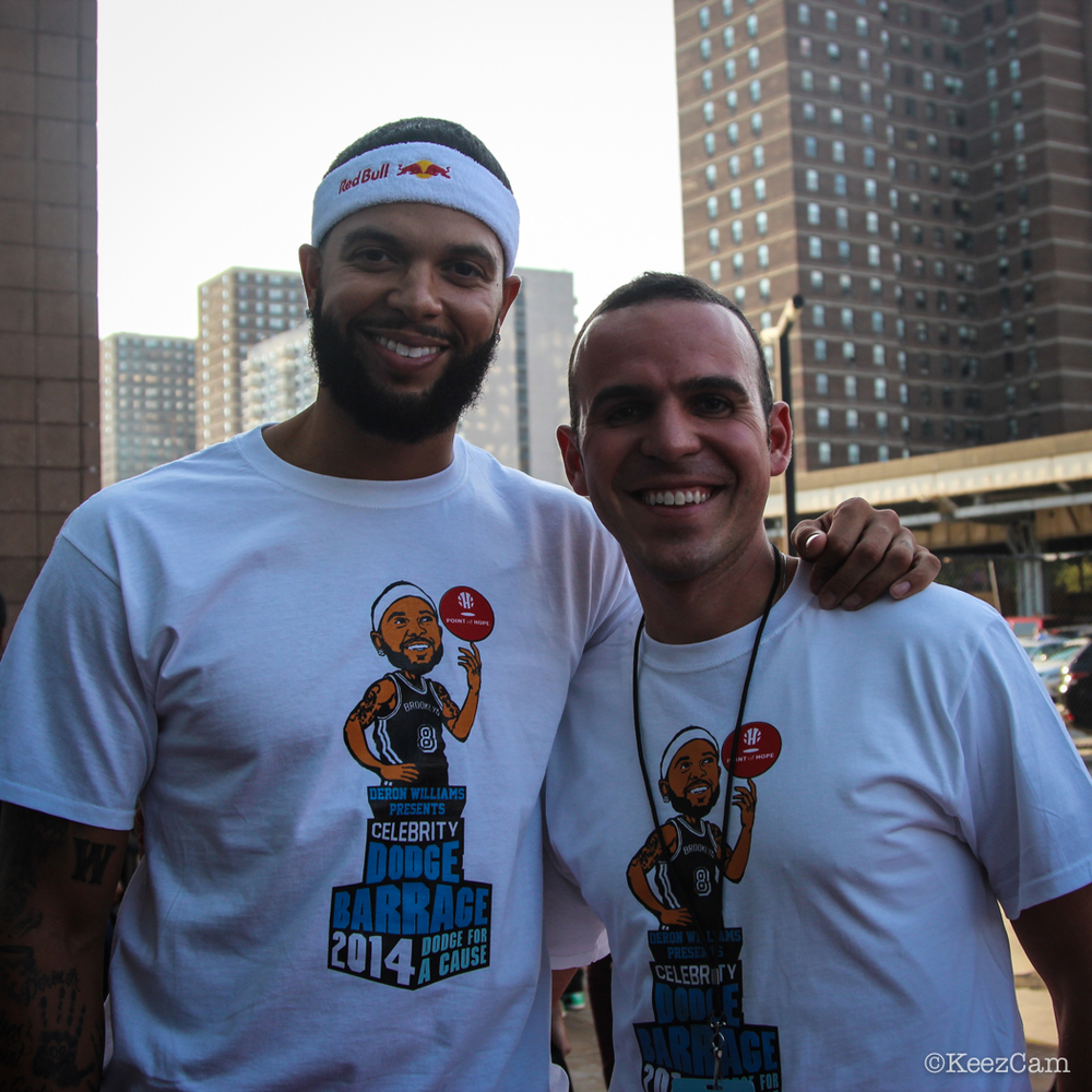 Deron Williams & Ryan Ruocco