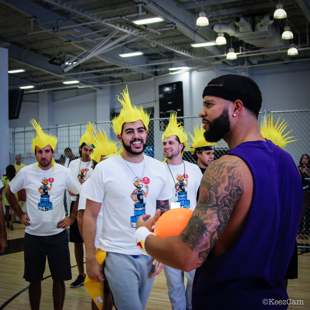 The Chicken Heads & Deron Williams