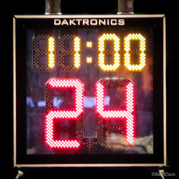 NBA Game Clock