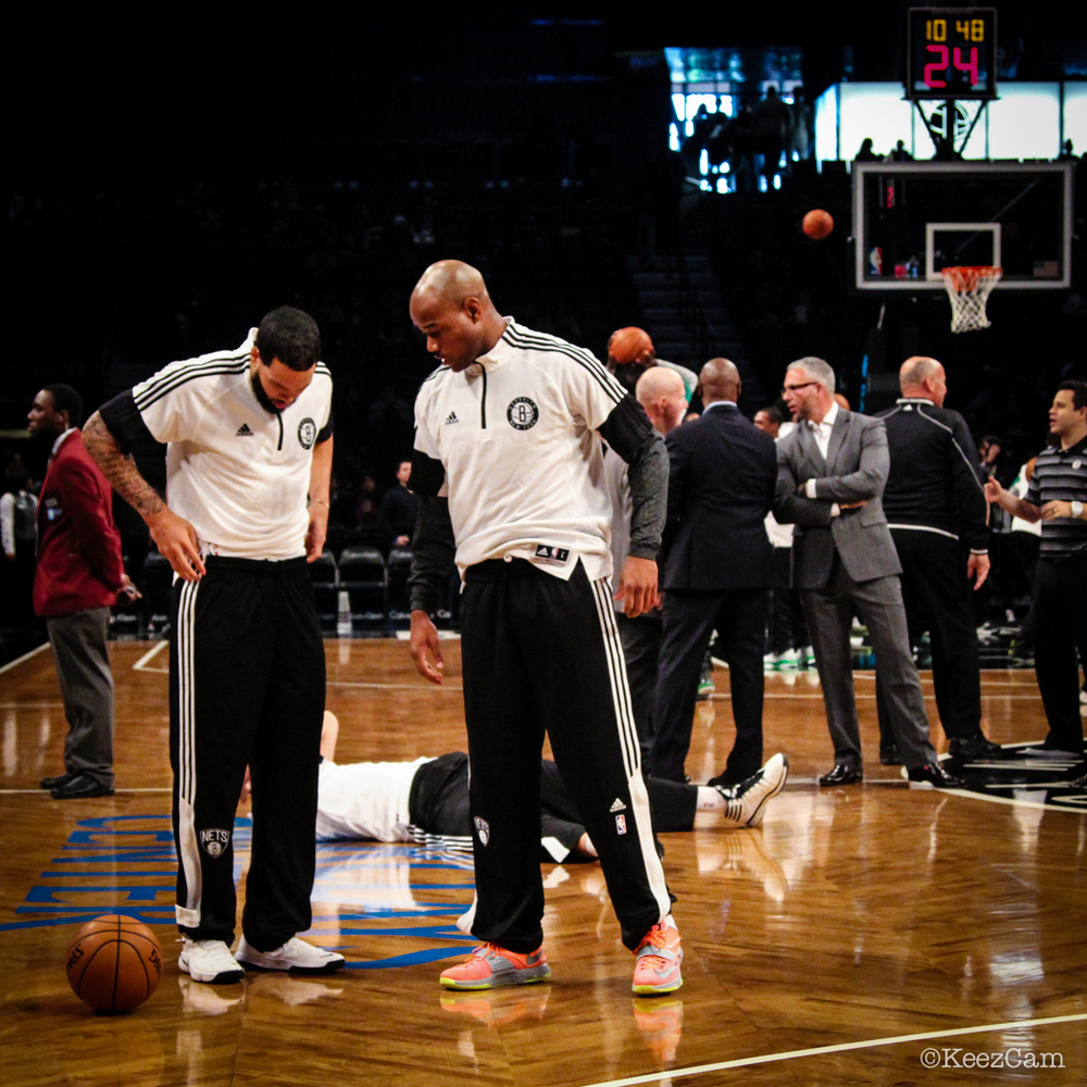 Deron Williams & Jarrett Jack