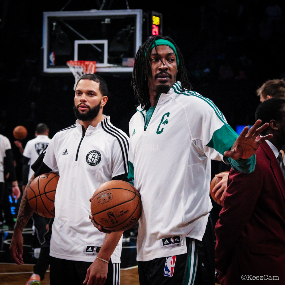 Deron Williams & Gerald Wallace
