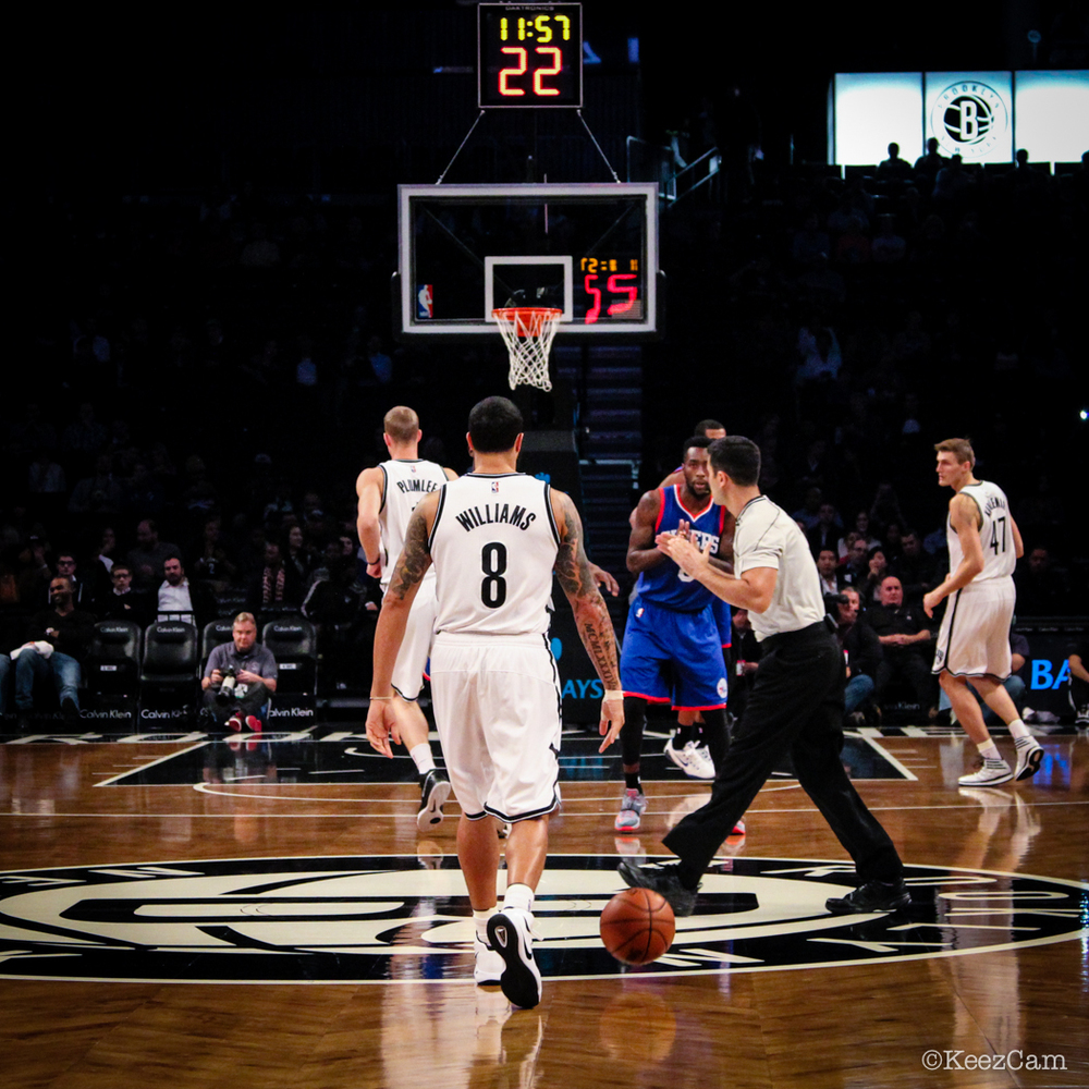 Game Time in Brooklyn