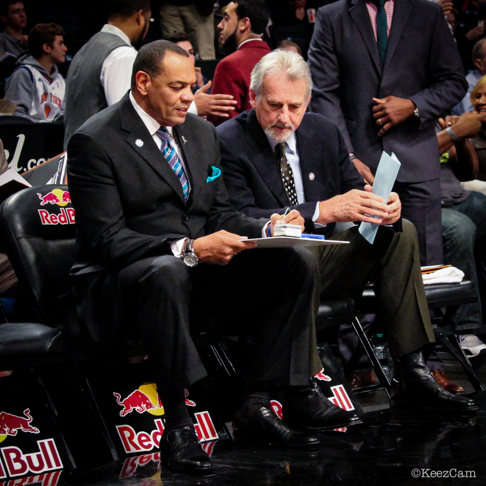 Lionel Hollins & Paul Westphal
