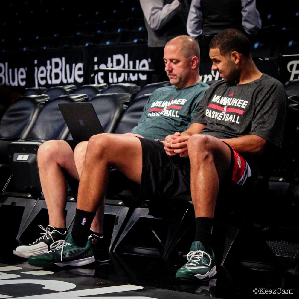 Eric Hughes & Jared Dudley