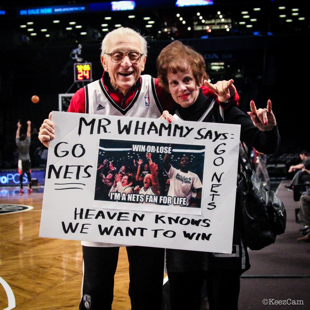 Mr. & Mrs. Whammy