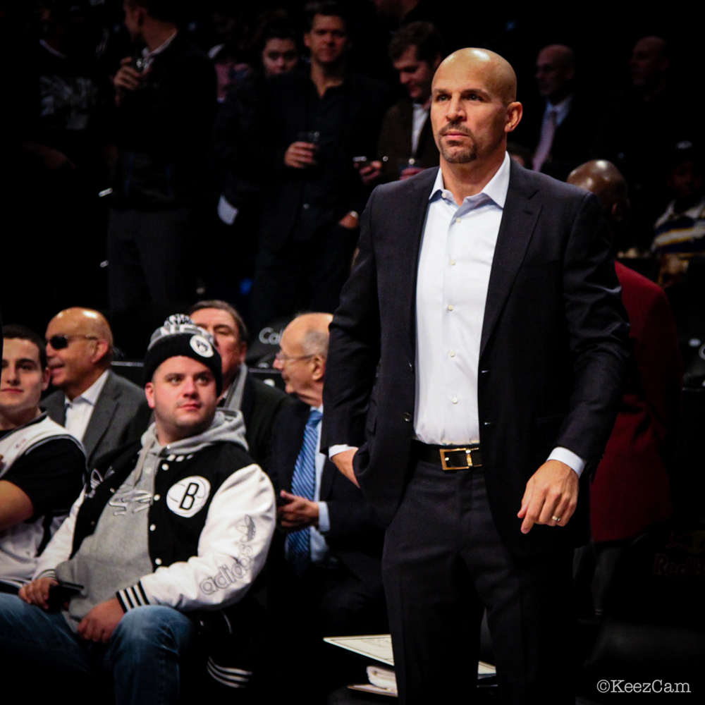 All eyes on Bucks head coach Jason Kidd's return to Brooklyn