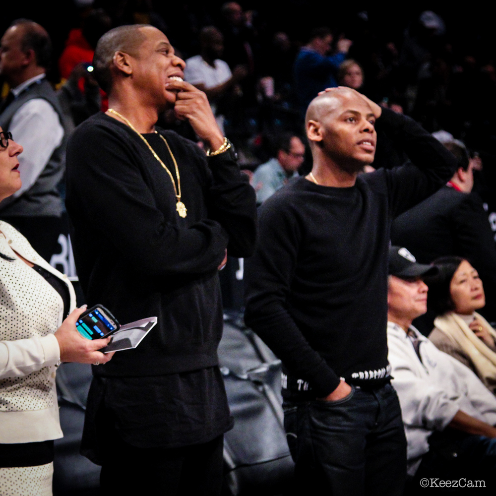 Shawn Carter & TyTy