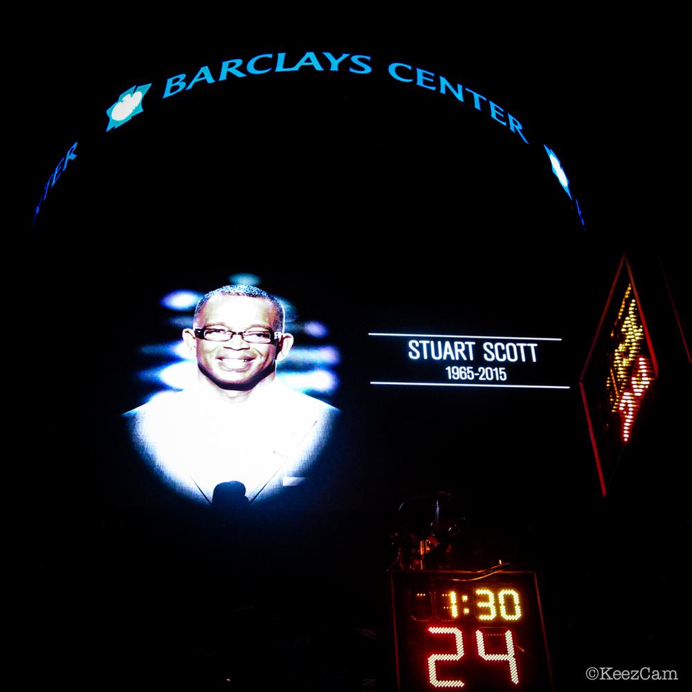 Stuart Scott tribute