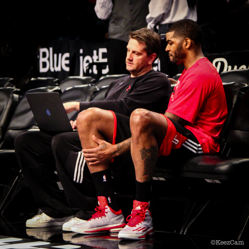 Chris Finch & Josh Smith