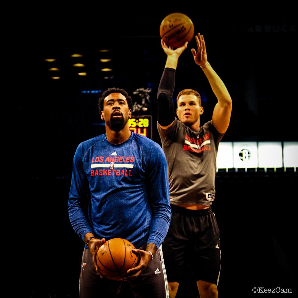 DeAndre Jordan & Blake Griffin