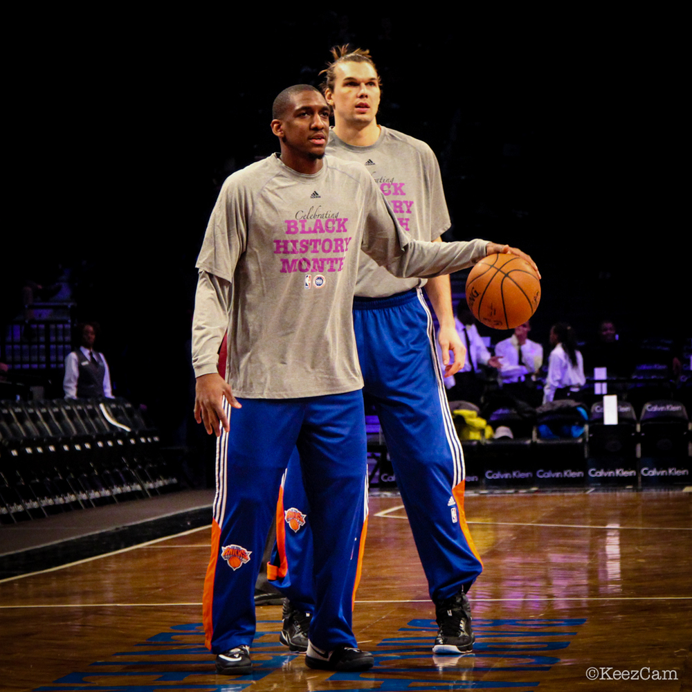 Langston Galloway & Lou Amundson