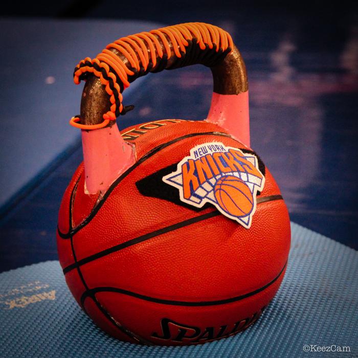 Knicks Heavy Ball