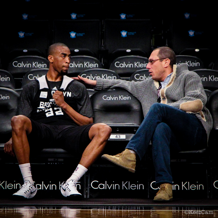 Markel Brown & Andy Miller