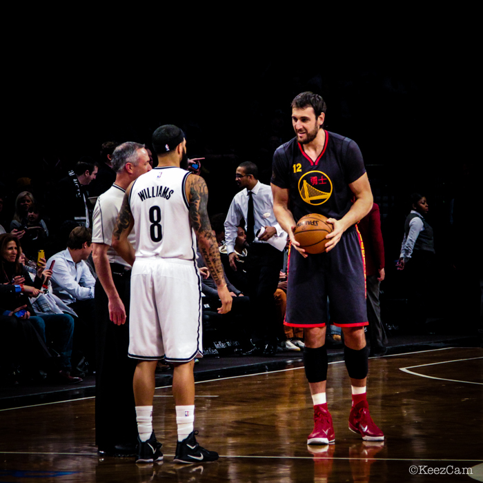 Deron Williams & Andrew Bogut