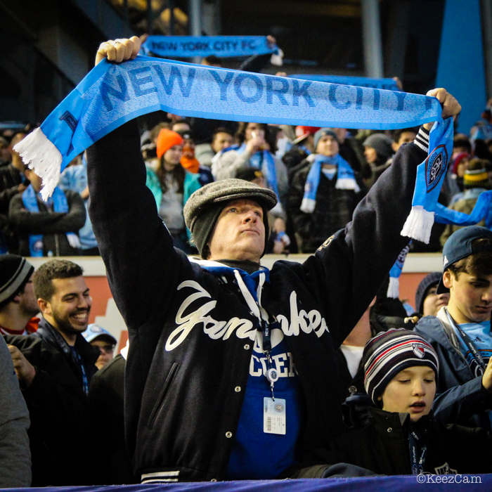 NYCFC Fans