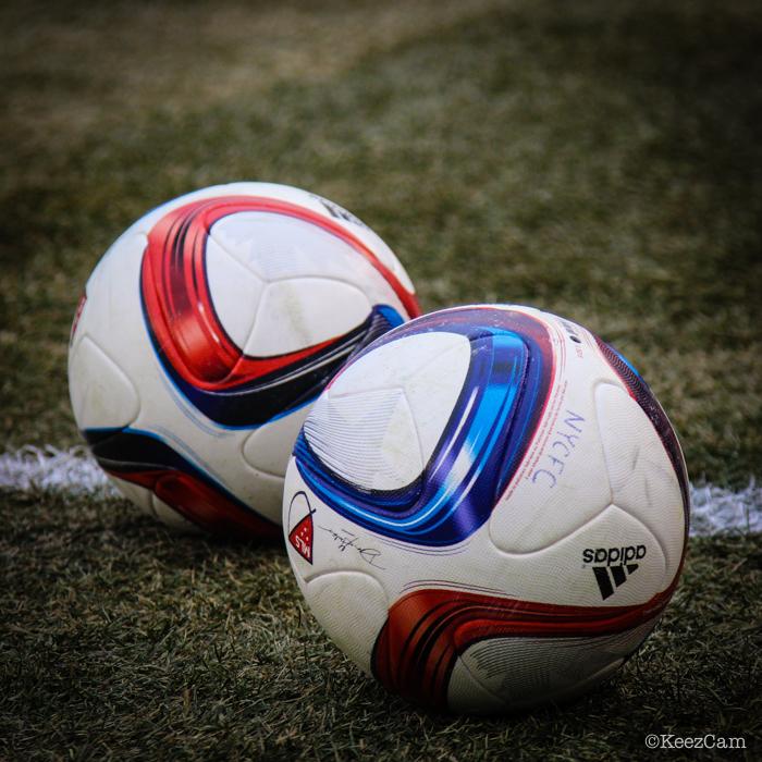 MLS Game Balls