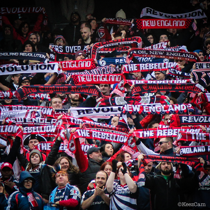 New England Revolution Fans