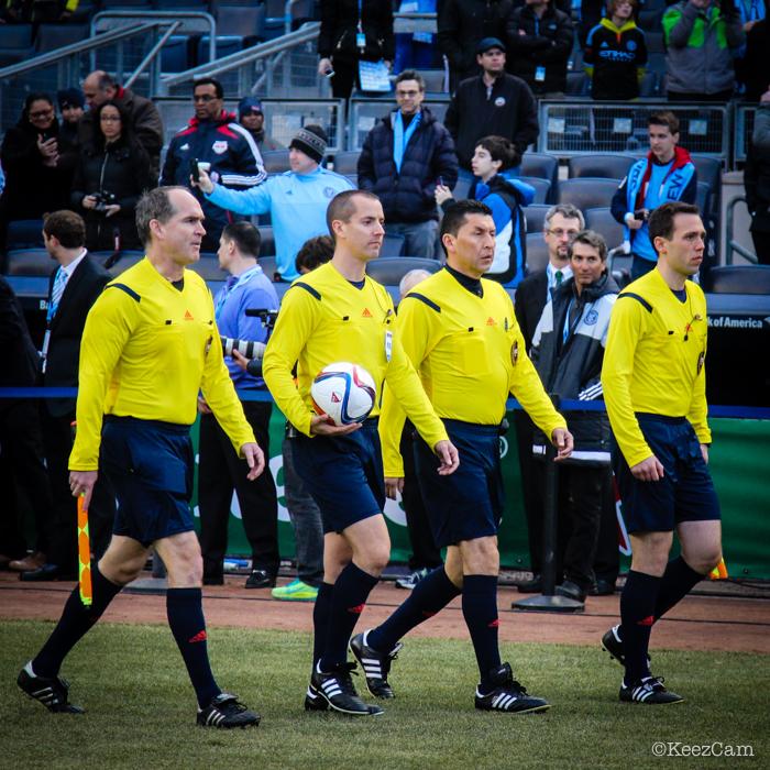 Mark Geiger, Greg Barkey, Matthew Nelson & Jorge Gonzalez