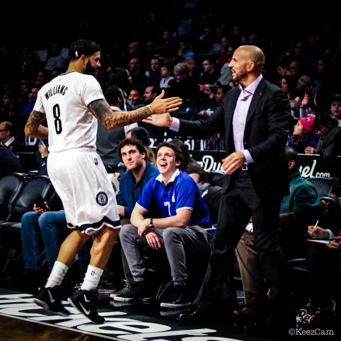 Deron Williams & Jason Kidd