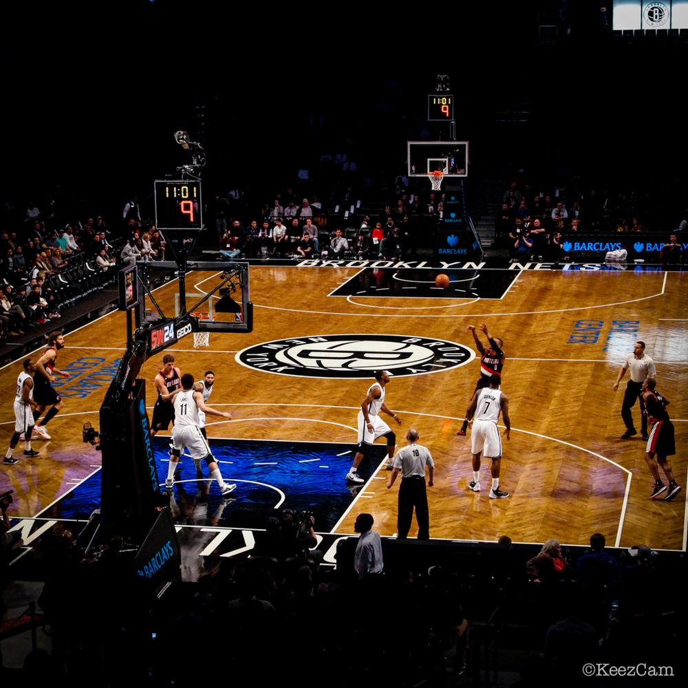 Game Time in Brooklyn