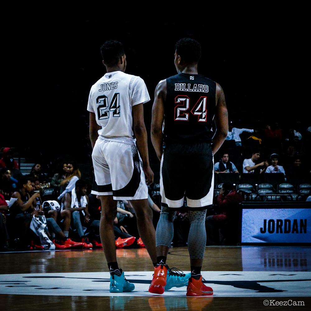 Derrick Jones & Davon Dillard
