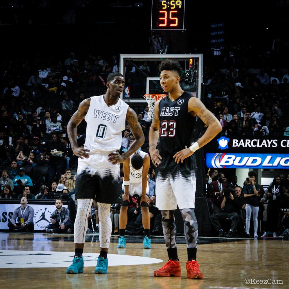 Dwayne Bacon & Malachi Richardson